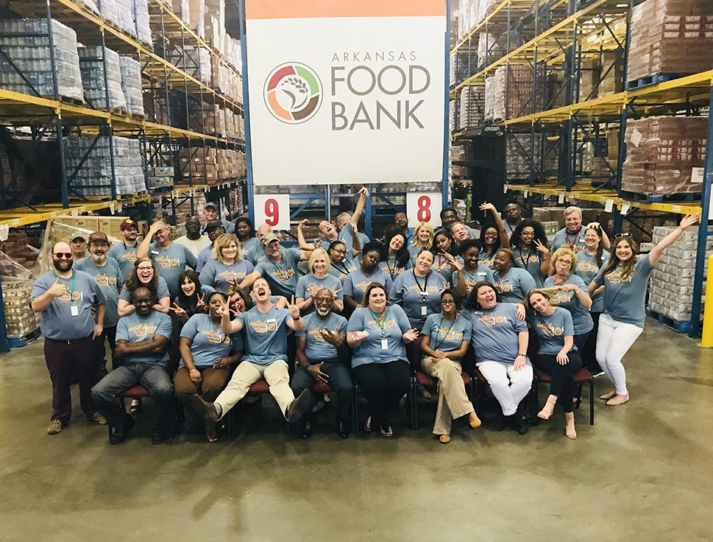 3592786d2b4 Check out careers and job opportunities at the Arkansas Foodbank.