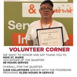 Volunteer at the Arkansas Foodbank